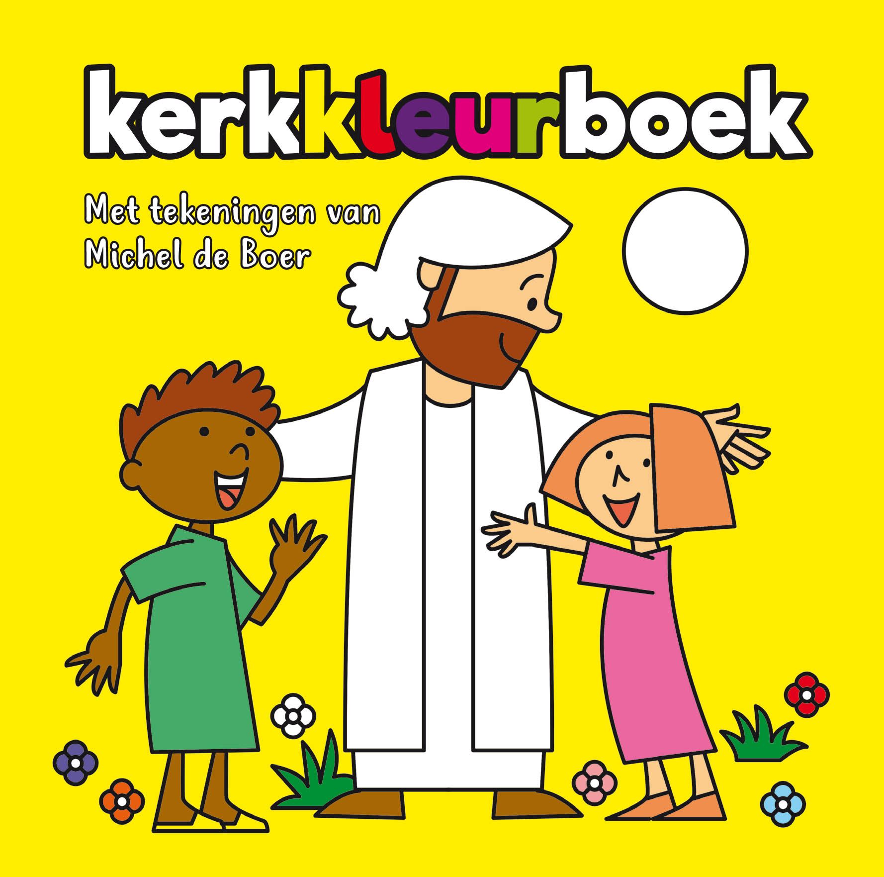 Kerkkleurboek