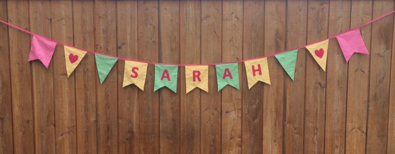Slinger Sarah