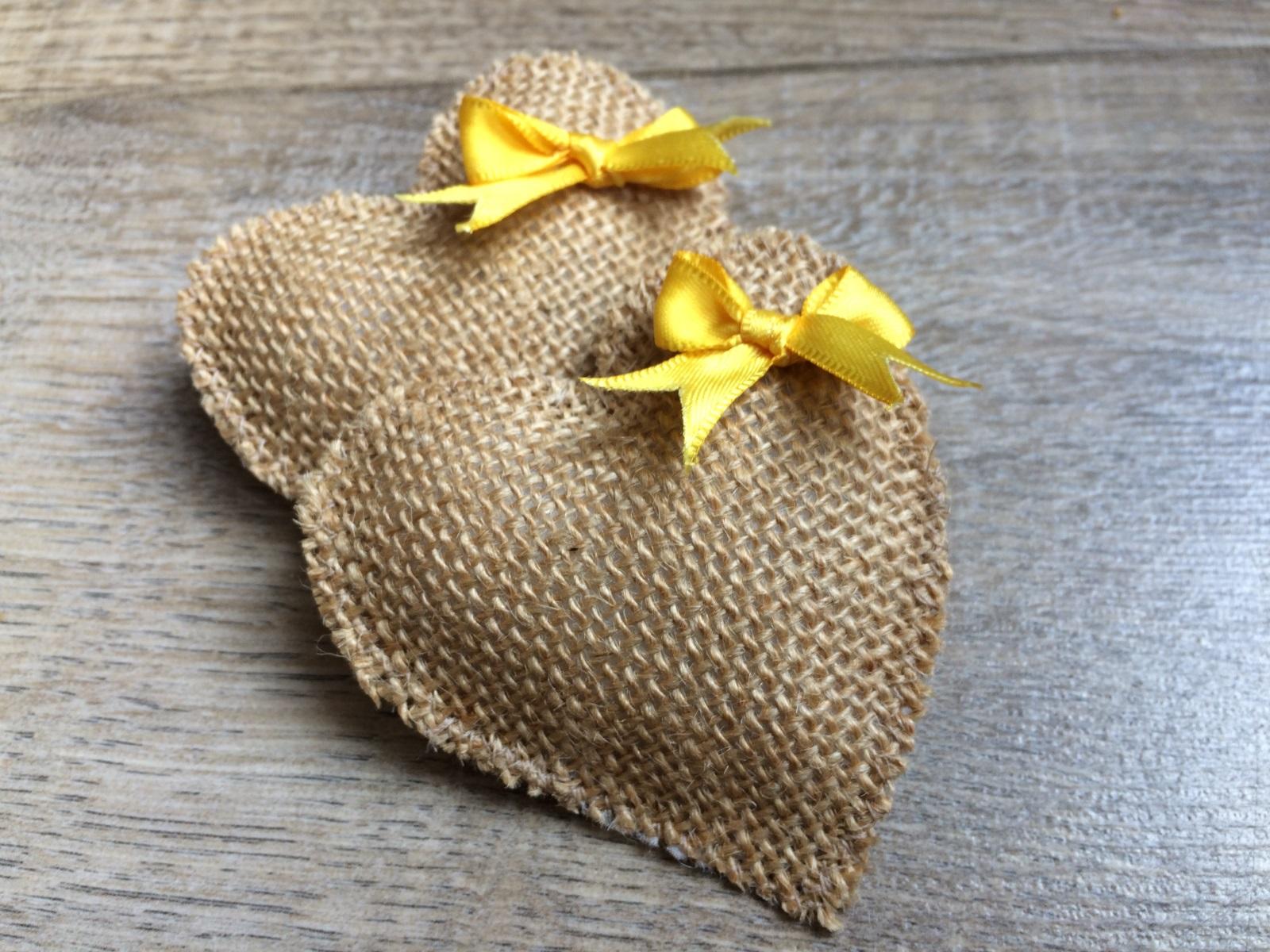 corsages-geel