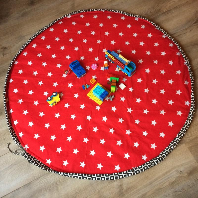 Play & Go Speelkleed Rood