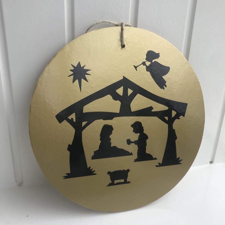 Interieurcirkel Kerst